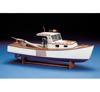 MIDWEST BOOTHBAY LOBSTERBOAT 30ins (964)  jp-5502120 - JP-5502120