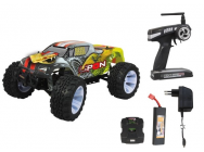 Lipon 1/10 EP Brushless Monster - Jamara - JAM-053260