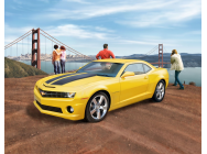 Model Set 2010 Camaro SS - Revell - REV-67088