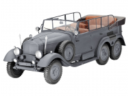 German Staff Car  G4  - Revell - REV-03235