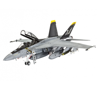 F/A-18F Super Hornet/Twin Seater - Revell - REV-04864