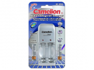 Camelion Chargeur universel (BC-0901) + 2x AAA 1000 - MKT-4383