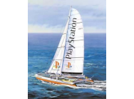 Maxi-Catamaran   Playstation  1/125 Heller 80617 - HEL-80617