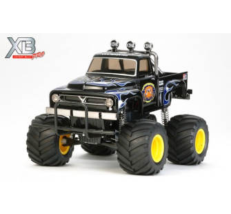 XB Midnight Pumpkin Black Edit° Tamiya 1/10 - TAM-57850