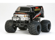 Lunch Box Black Edition Tamiya 1/10 - TAM-58546