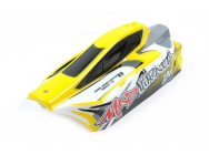 Carro jaune Mad Pirate + aileron T2M 1/10 - T2M-T4908/30J