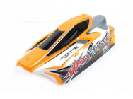 Car. orange Mad Pirate + aileron T2M 1/10 - T2M-T4908/30O