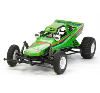 Grasshopper Candy Green Tamiya 1/10 - TAM-84331