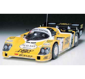 Porsche 956 New Man Joest Racing Tamiya 1/24 - TAM-24049