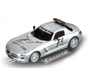 Mercedes SLS AMG Safety car Carrera 1/32 - T2M-CA30592