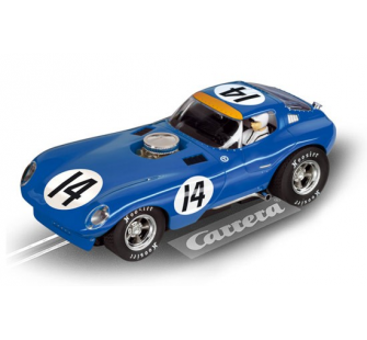 Bill Thomas Cheetah 1964 n° 14 Carrera 1/32 - T2M-CA27414