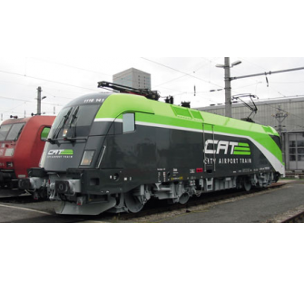 Locomotive rh1116 CAT OBB Roco HO - T2M-R72452