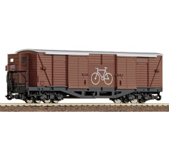 Wagons bicyclette  OBB Roco HOe - T2M-R34535