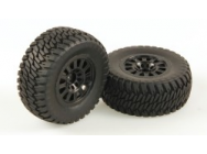 HLNA0155 - TYRES AT2 BLACK WHEEL PAIR (DOMINUS - 9951297 - JP-9951297