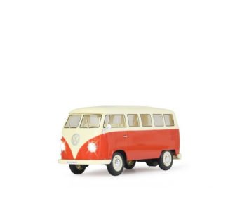 VW Classic Bus 1:16e 1962 2 voies 27mhz - JAM-400120