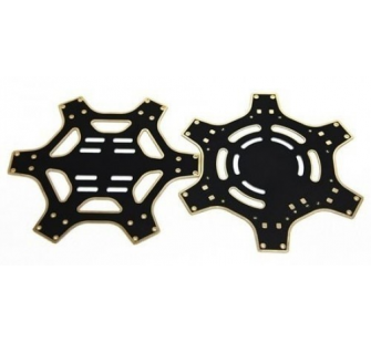 Chassis central Flame Wheel Ff50 - DJI - DJI-F550CB