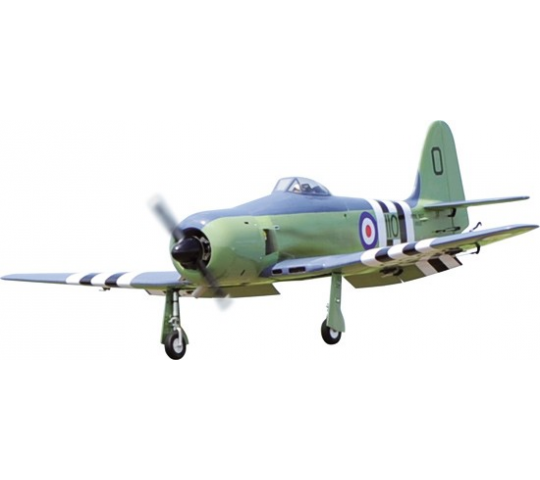 Sea Fury 20cc ARF BLACK HORSE - BKH-Z58113