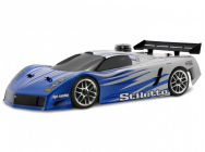 Carrosserie Stiletto V12 Peinte 200mm HPI - HPI-7733