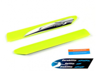 Xtreme Tough Main Blade (Yellow) - Blade 130X  - XTR-B130X15-Y