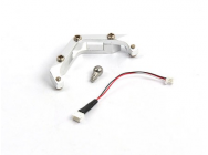 Metal Tail Servo Mount for DS35 Servo -B130X - XTR-B130X25-DS35