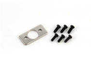 Motor Mount Reinforcement Plate (1.0 mm, Steel)- B130X - XTR-B130X24