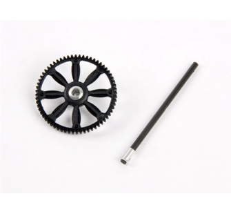Auto Rotaion Gear Set with One-way Bearing (Walkera Genius CP) - XTR-WGCP05