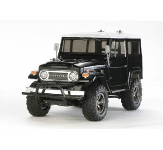 Land Cruiser 40 Black Spec. CC01 Tamiya 1/10 - TAM-58564
