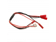Cable charge 3 Lipo 1S prise equilibrage Blade 120SR - BEEC1032