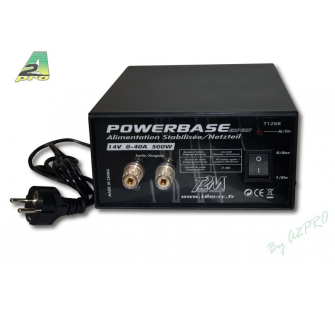 Alimentation stabilisee 14V 40A A2PRO - A2P-7144