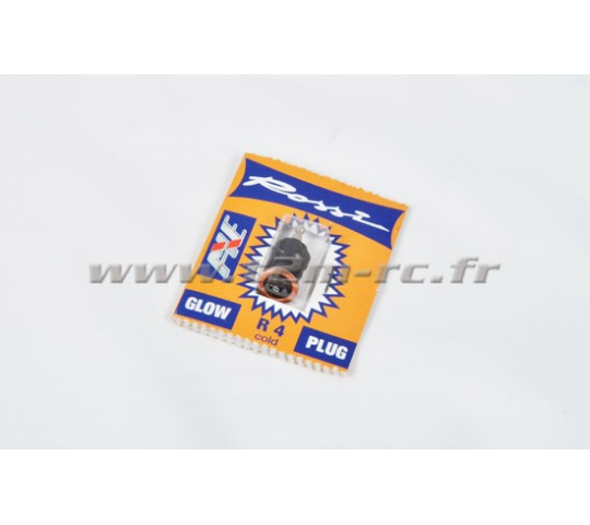 Bougie Rossi R4 (froide) T2M - T2M-T10004