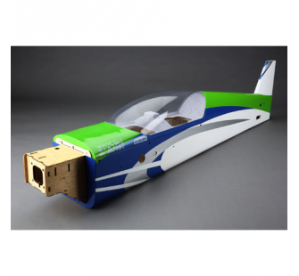 Extra 300 Carden Edition - Fuselage avec trappe - HAN462501 - HAN462501