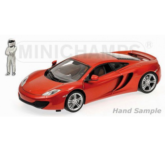 McLaren MP4-12C 2011 Minichamps 1/18 - T2M-519101330