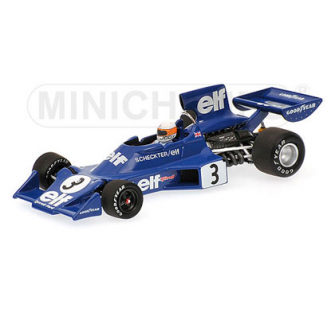 Tyrell Ford 007/1 1974 Minichamps 1/43 - T2M-400740003