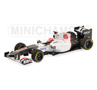 Sauber F1 Team Showcar Minichamps 1/43 - T2M-410120084