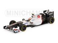 Sauber F1 Team Showcar Minichamps 1/43 - T2M-410120085