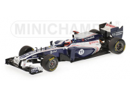 Williams Cosworth 2011 Minichamps 1/43 - T2M-410110011