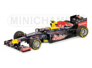 Red Bull RB8 Webber 2012 Minichamps 1/43 - T2M-410120002