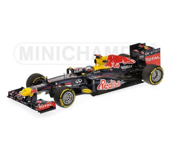 Red Bull RB8 Vettel 2012 Minichamps 1/18 - T2M-110120001