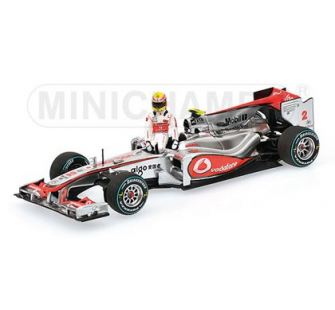 McLaren MP4-25 2010 Minichamps 1/43 - T2M-530104322
