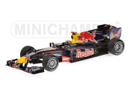 Red Bull RB6 Vettel Minichamps 1/43 - T2M-410100205