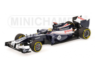 Williams Renault 2012 Minichamps 1/43 - T2M-410120088