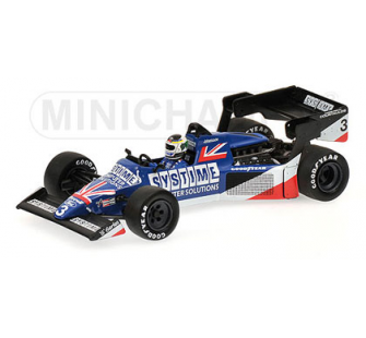 Tyrell Ford 012 1984 Minichamps 1/43 - T2M-400840113