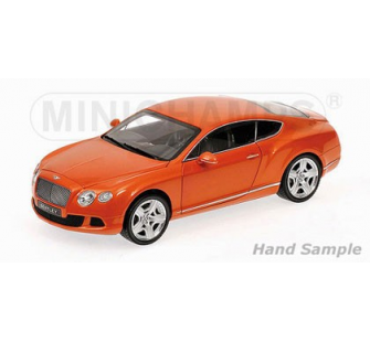 Bentley Continental GT Minichamps 1/18 - T2M-100139921