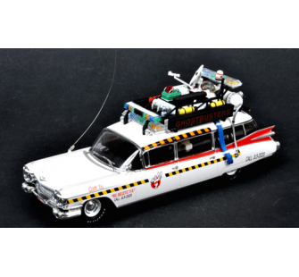 Ecto 1A Ghostbusters Elite 1/43 - T2M-WX5495