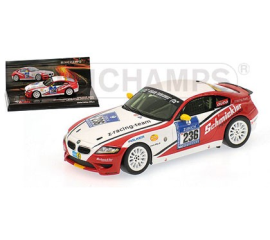 BMW Z4M Coupe Minichamps 1/43 - T2M-437111236