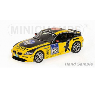 BMW Z4 Black Falken Minichamps 1/43 - T2M-437111225