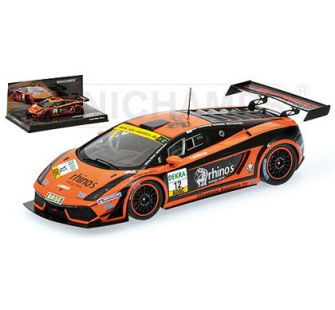 Lamb. Gallardo LP600 Minichamps 1/43 - T2M-437111212