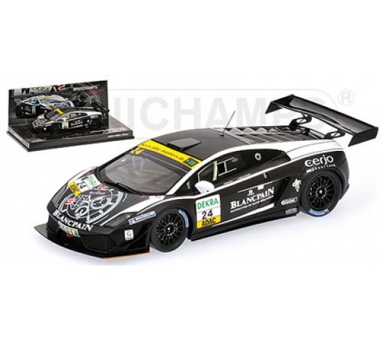 Lamb. Gallardo LP600 Minichamps 1/43 - T2M-437111224