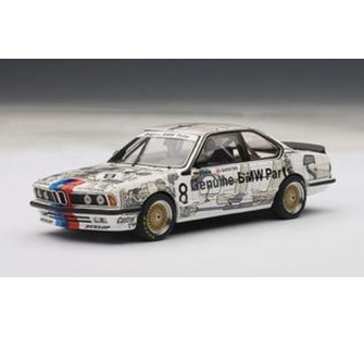 BMW 635CSI Group A 1984 AutoArt 1/43 - T2M-A68445