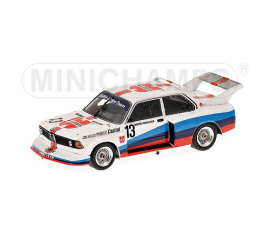 BMW 320I GR.5 Wuerth Minichamps 1/43 - T2M-400772313